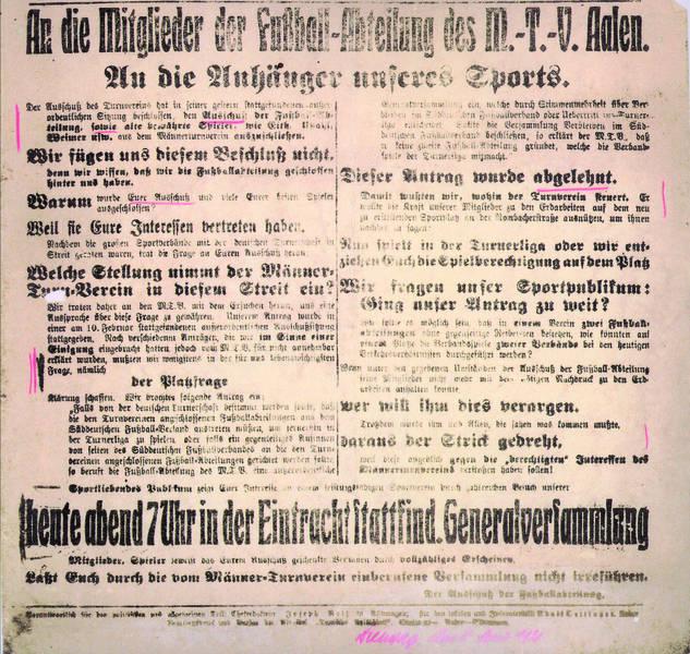 Geschichte - VfR Aalen 1921 e.V.